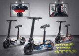 Velocifero MAD 1200W electric scooter bike