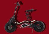 Velocifero MAD 500 RED rood e-step