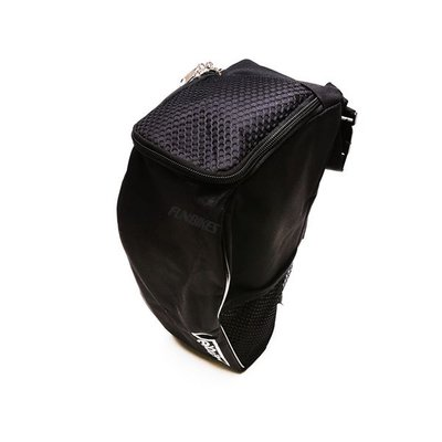Rear seat bag (black)
